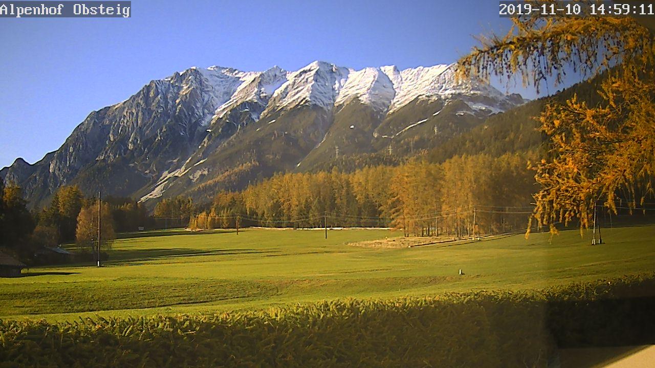 Wecbam Alpenhof Obsteig - Sonnenplateau Mieming